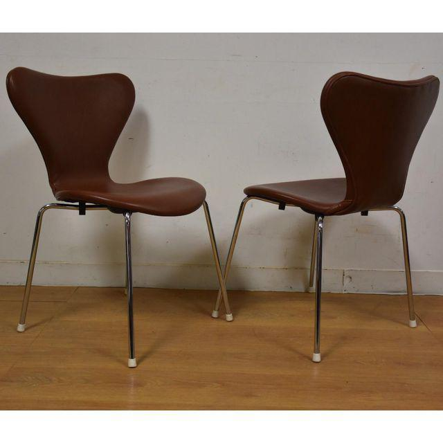 Surprising Brown Leather Chrome Dining Chairs Set Of 8 Creativecarmelina Interior Chair Design Creativecarmelinacom