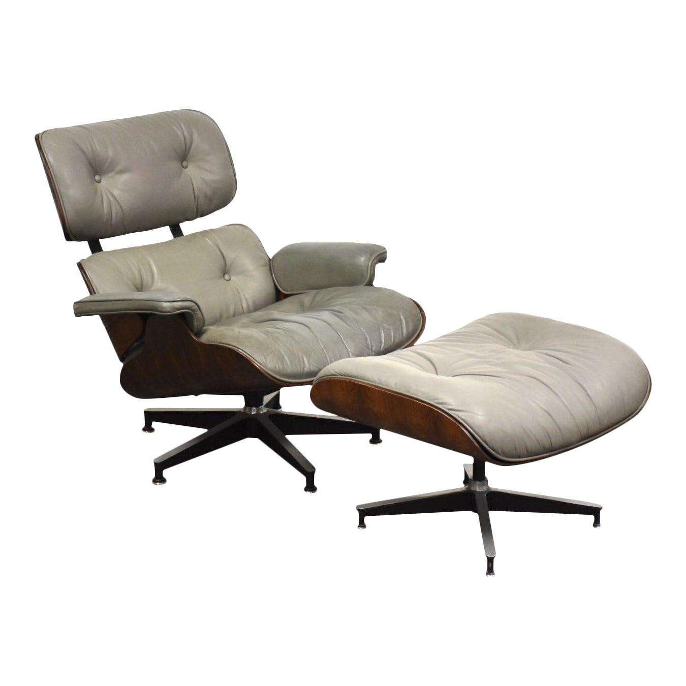 Eames Rosewood 670 Lounge Chair And Ottoman   Mixed Modern Furniture   Mid  Century Furniture Dealer